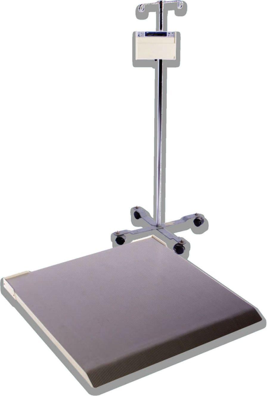 Multifunctional platform scale / electronic / with BMI calculation 300 Kg | SR455I SR Instruments
