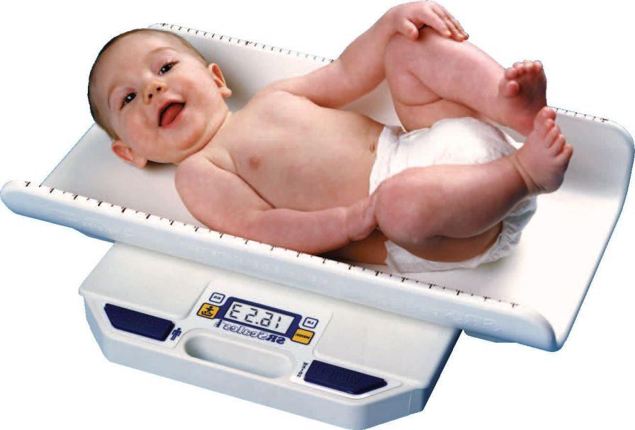 Electronic baby scale / digital SR241 SR Instruments