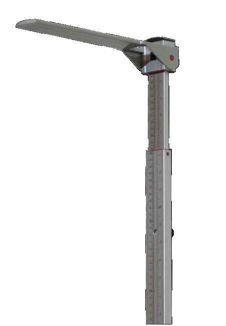 Mechanical height rod / telescopic SR 8591 SR Instruments