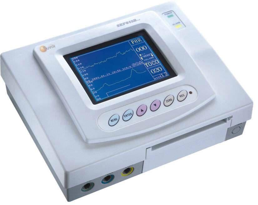 Fetal monitor SRF618B++ Sunray Medical Apparatus