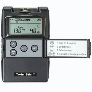 Electro-stimulator (physiotherapy) / hand-held / TENS / EMS TWIN STIM Spinal Rehab Solutions