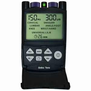 Electro-stimulator (physiotherapy) / hand-held / TENS / 2-channel ORTHO TENS Spinal Rehab Solutions