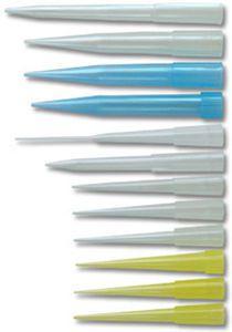 Pipette tip 0.1 - 10 mL   Qualitips® Socorex Isba