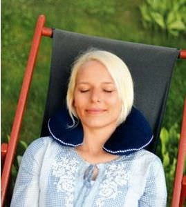 Positioning cushion / air / neck / anatomical SISSEL® Buchi® Sissel