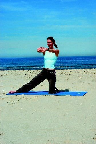 Exercise mat Gym Sissel
