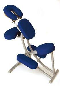 Massage chair Portal Pro Alu Light Sissel