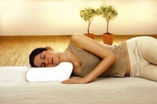 Medical pillow / foam / anatomical PLUS Sissel