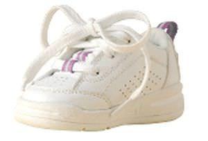 Pediatric orthopedic shoe Pink Trim SureStep