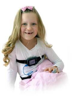 Apnea monitor pediatric SOMNOmedics