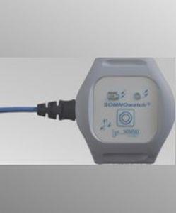 Ambulatory vital sign recorder SOMNOwatch™ plus SOMNOmedics