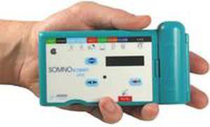 Polysomnograph with EEG / ambulatory SOMNOscreen™ plus RC Easy SOMNOmedics