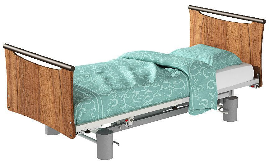 Electrical bed / height-adjustable / 2 sections Sotec Medical