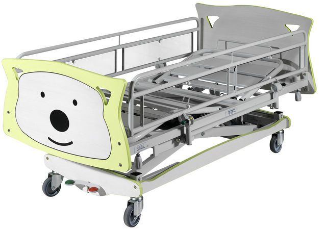 Electrical bed / height-adjustable / 4 sections / pediatric Bambino Sotec Medical