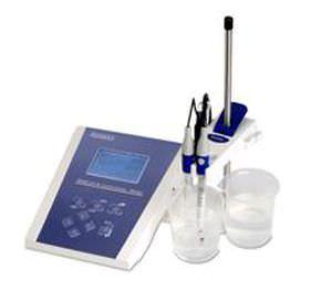 Laboratory pH meter / bench-top / with conductivity meter -2 pH ... +20 pH, 0 - 1.999 S   3540 Jenway