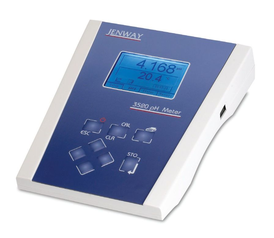 Laboratory pH meter / bench-top 3505, 3510, 3520 Jenway