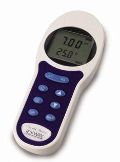 Laboratory pH meter / portable -2 pH ... +16 pH | 350, 370 Jenway