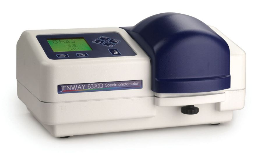 Visible absorption spectrometer 320 - 1000 nm   6300, 6320D, 6305 Jenway