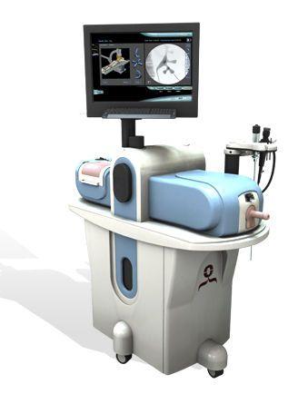 Urinary endoscopy training simulator PERC Mentor™ Simbionix