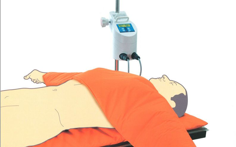 Operating theater blanket / warming ASTOPAD® Stihler Electronic