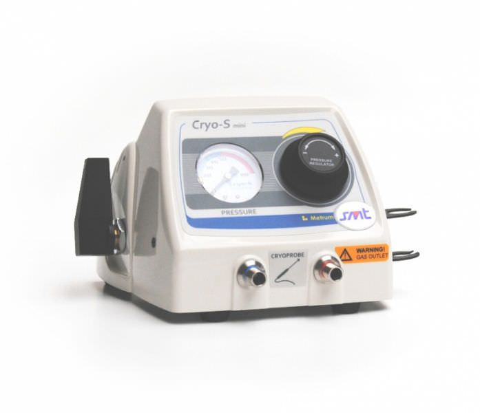 Hand-held cryosurgery unit CRYO-S MINI Special Medical Technology
