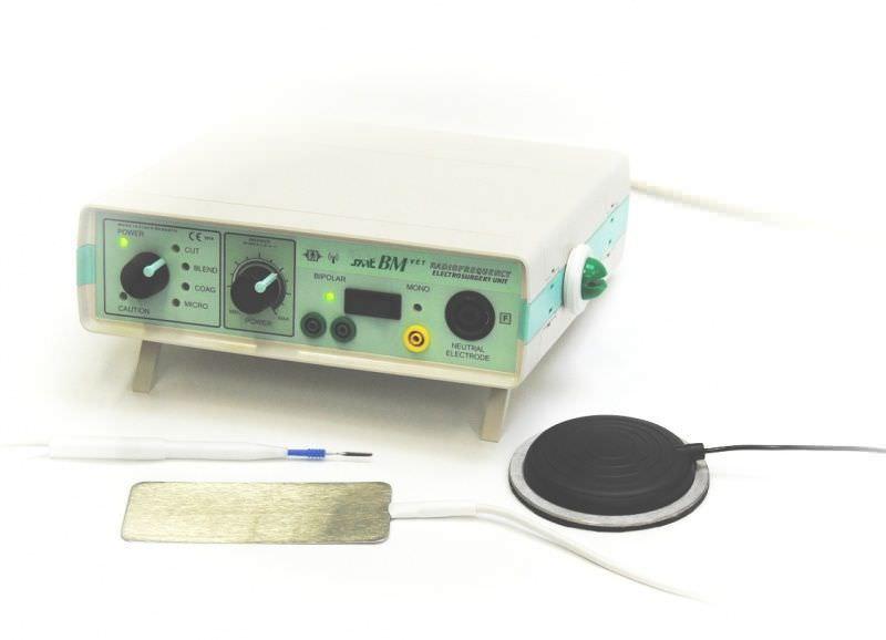 Bipolar coagulation electrosurgical unit / monopolar coagulation / veterinary VET Special Medical Technology