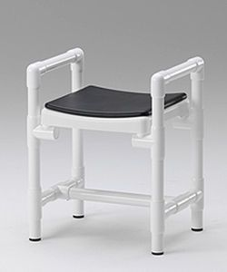 Shower stool with armrests DH 49 A PA RCN MEDIZIN