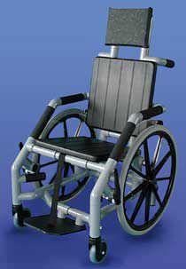 Passive wheelchair / with legrest APC 100 RCN MEDIZIN