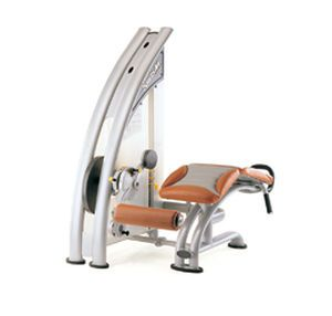 Weight training station (weight training) / lying leg curl / traditional A958 SportsArt Fitness