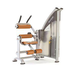 Weight training station (weight training) / abdominal crunch / rehabilitation A931 SportsArt Fitness