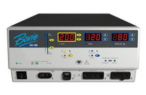 Monopolar coagulation HF electrosurgical unit / monopolar cutting IDS-200™ Bovie Medical Corporation