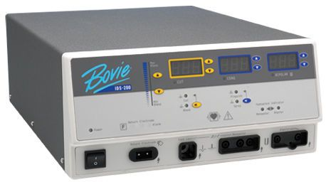 Monopolar coagulation HF electrosurgical unit / monopolar cutting DS-400™ Bovie Medical Corporation