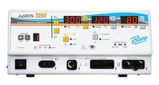 Monopolar coagulation HF electrosurgical unit / monopolar cutting AARON® 3250 Bovie Medical Corporation