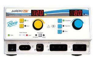 Monopolar cutting HF electrosurgical unit / monopolar coagulation AARON® 1250 Bovie Medical Corporation