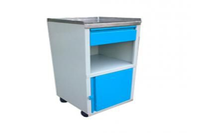 Bedside table / on casters 922 Shree Hospital Equipments