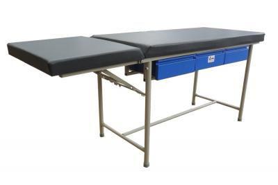 Fixed examination table / 2-section 92X5 Shree Hospital Equipments
