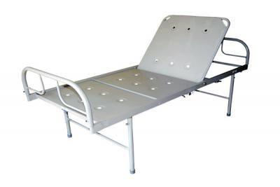 Mechanical bed / 3 sections 912 Shree Hospital Equipments