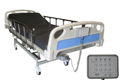 Intensive care bed / electrical / height-adjustable / 4 sections 930 3124 Shree Hospital Equipments
