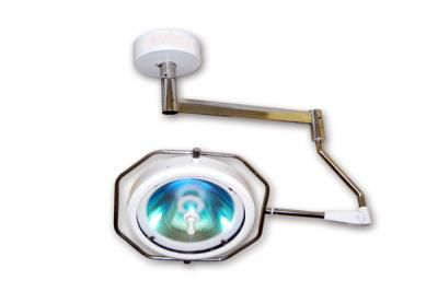 Halogen surgical light / ceiling-mounted / 1-arm 60000 lux | 9x 50 Shree Hospital Equipments
