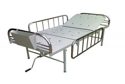 Mechanical bed / 3 sections 913 Shree Hospital Equipments