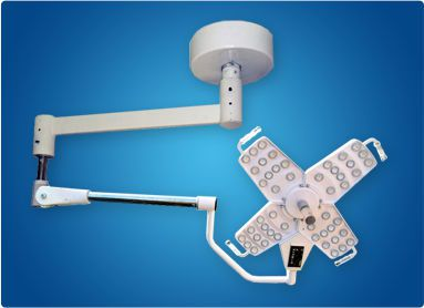 LED surgical light / ceiling-mounted / 1-arm 100000 - 200000 lux | LS-Basic, LS-Prime Shree Hospital Equipments