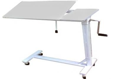 Bedside table / on casters 953 Shree Hospital Equipments