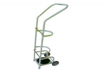 Oxygen cylinder trolley / 1-cylinder 996 Shree Hospital Equipments