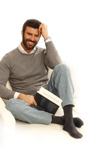 Socks (orthopedic clothing) / support / man Gloria Med