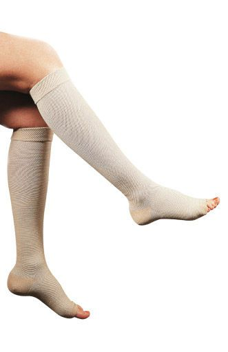 Socks (orthopedic clothing) / compression / woman Gloria Med Strong Gloria Med