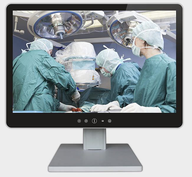 """Medical panel PC 26"""", Intel® Core™ 2 Duo, 2.4 GHz 