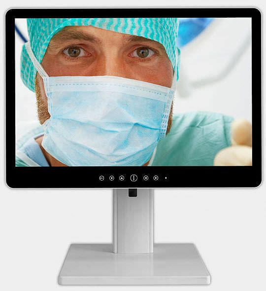 """LCD display / medical 24"""" 