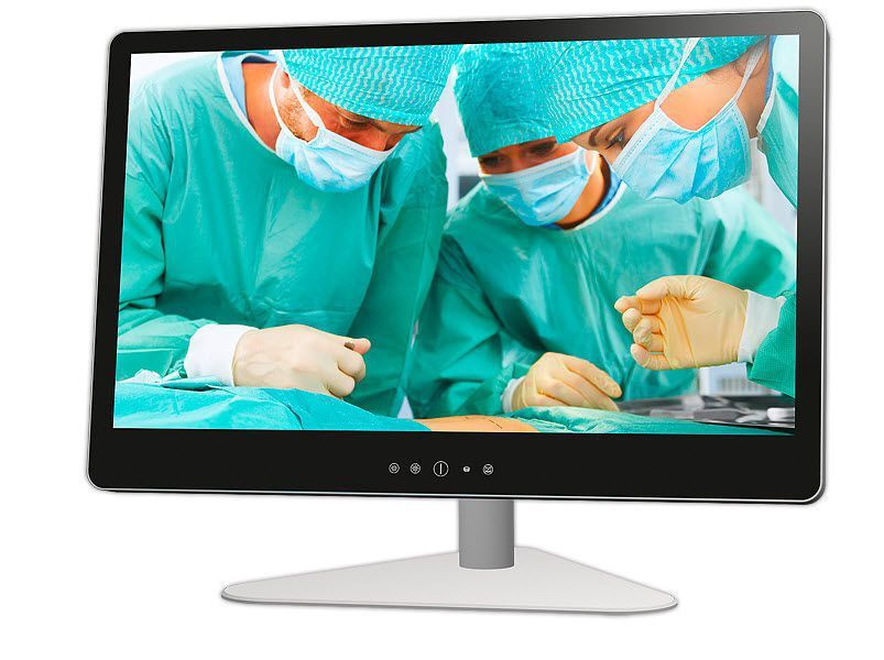 """Medical panel PC 32"""", Intel® Core™i5, max 2.7 GHz 
