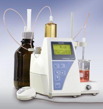 Titrator TITRONIC® universal SI Analytics