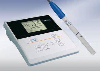 Conductivity meter bench-top / laboratory Lab 960 SI Analytics