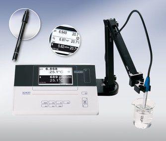 Laboratory multimeter / bench-top / digital ProLab 2000 SI Analytics